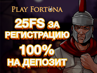 playfortuna казино